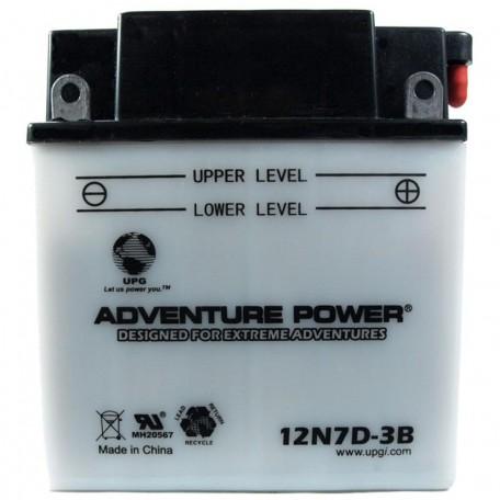 1986 Yamaha Badger 80 YFM80 ATV Replacement Battery