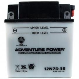1994 Yamaha Badger 80 YFM80 ATV Replacement Battery