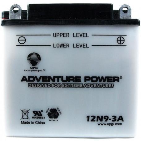 Honda CB77 Super Hawk Replacement Battery (1961-1968)