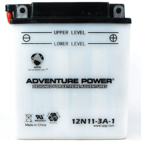 Suzuki GT185 Adventurer Replacement Battery (1973-1977)