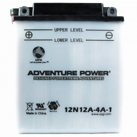 1986 Yamaha FZ 600 FZ600S Conventional Motorcycle Battery