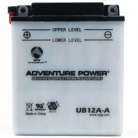1986 Yamaha FZ 600 FZ600S High Performance Motorcycle Battery