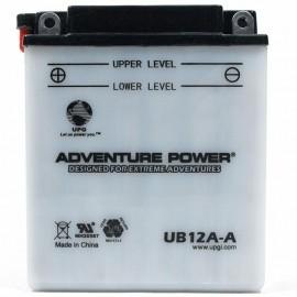 Ducati Kick-Start Replacement Battery