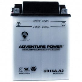 2000 Polaris Diesel 455 4x4 A00CH46CA Conventional ATV Battery