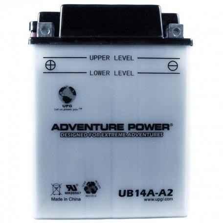 Suzuki LT-4WD QuadRunner Replacement Battery (1987-1999)