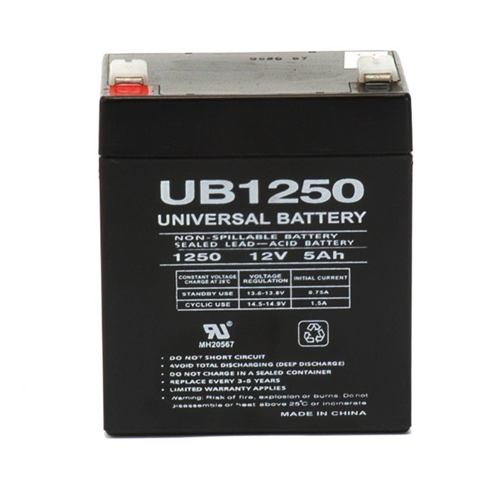 Replacement APC Back-UPS ES BE350 UPS Battery