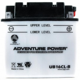 2002 Can-Am Bombardier Traxter 500 XL 7458 Conventional ATV Battery
