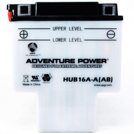 Honda 31500-ME9-677AH Motorcycle Replacement Battery