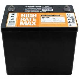 C&D Dynasty UPS12-210MR UPS 12-210 MR 53.8ah High Max Rate Battery