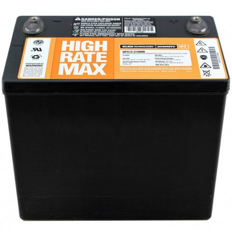 C Amp D Dynasty Ups12 210mr Ups 12 210 Mr 53 8ah High Max Rate