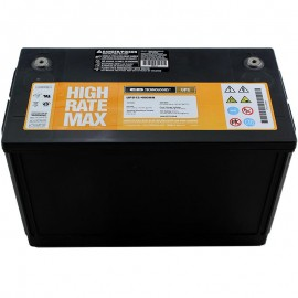 C&D UPS 12-400MR 6140-01-457-2523 Battery replaces UPS 12-370FR