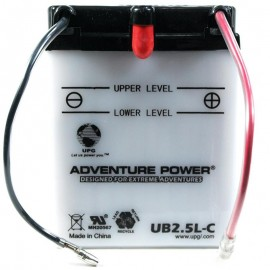 Power Source 01-143 Replacement Battery