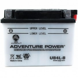 Aprilia SR50 Replacement Battery (2000-2001)