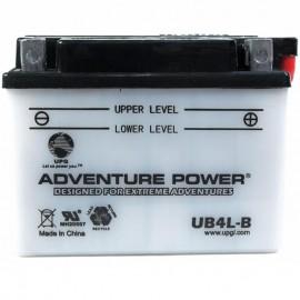 Beta 50cc Supermoto, Eikon (2000-2001) Replacement Battery