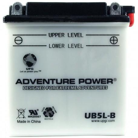 Honda FB5L-B Motorcycle Replacement Battery