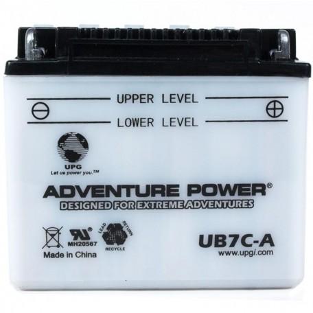 Yamaha XC125 Riva Replacement Battery (1985-2001)