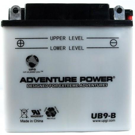 Gilera MX1, MXR E-Starter Replacement Battery