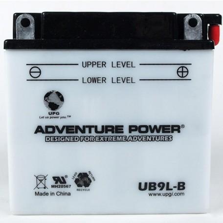 Honda CMX250C Rebel, LTD Replacement Battery (1985-1987)