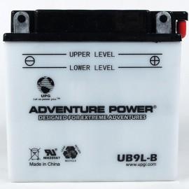 Zundapp K850 Super Replacement Battery