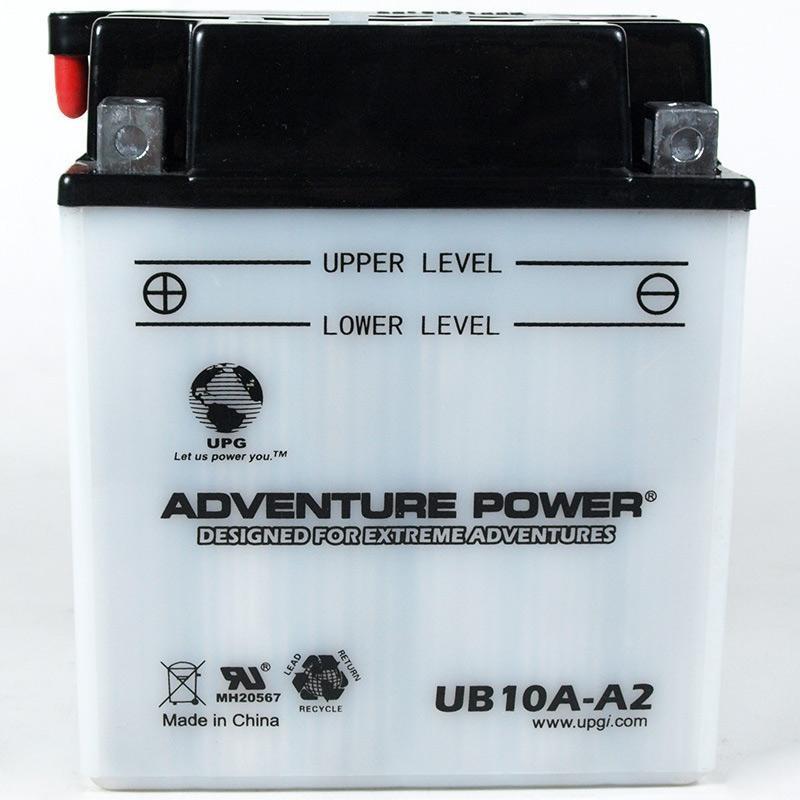 1995 kawasaki bayou klf 220 a8 klf220 a8 usa only atv battery