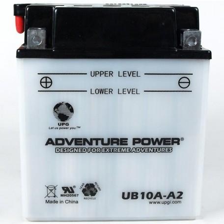 Kawasaki 26012-1207 ATV Replacement Battery