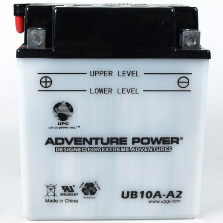 Kawasaki YB10A-A2 ATV Replacement Battery