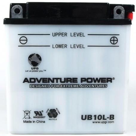 Suzuki GS550E, ES, L Replacement Battery (1983-1986)