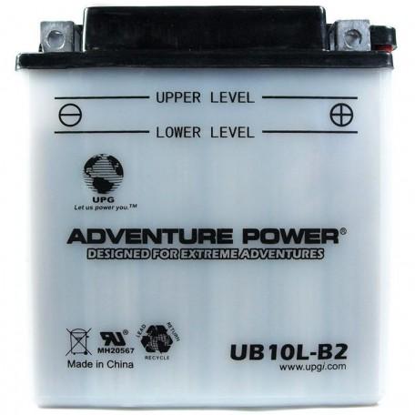 Suzuki GS500E Replacement Battery (1989-2000)