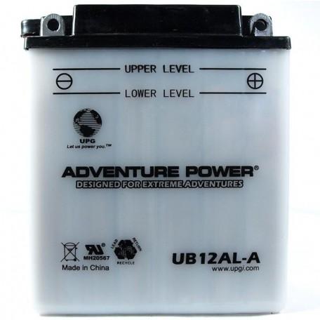 Batterie JMT yb12a-a s/'Adapte Dans Honda CB 650 sc 1982-1983 rc08 50 Ch