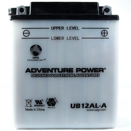 Honda CB12AL-A Motorcycle Replacement Battery