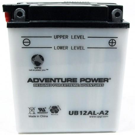 1999 Yamaha Virago XV 535 XV535LC Conventional Motorcycle Battery