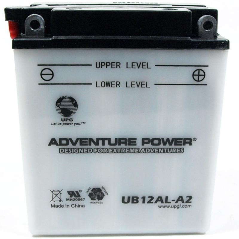 Yamaha 1vj 82110 61 00 conventional motorcycle replacement for Yamaha motorcycle batteries