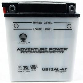 Yamaha XV535 Virago Replacement Battery (1987-1999)