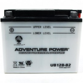 1987 Yamaha BW 350 Big Wheel BW350T Conventional Motorcycle Battery