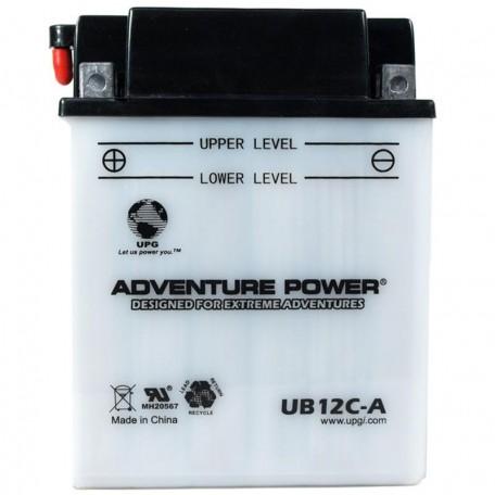 1987 Yamaha Warrior 350 YFM350X Compatible ATV Battery