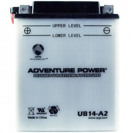 Honda 31500-MB1-672 Motorcycle Replacement Battery