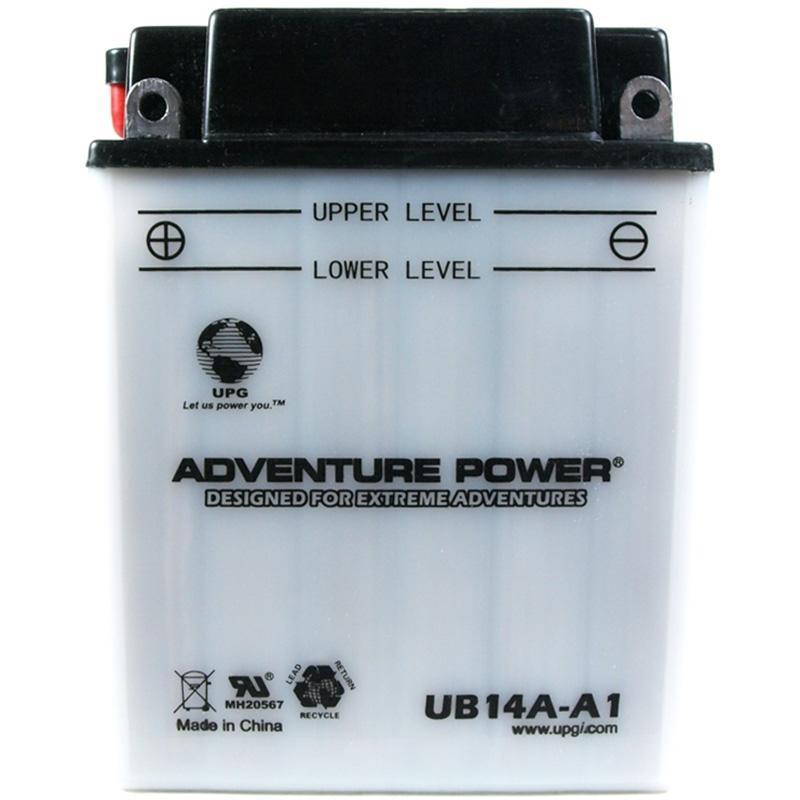 1985 yamaha moto 4 200 yfm200 compatible atv battery for Yamaha atv batteries