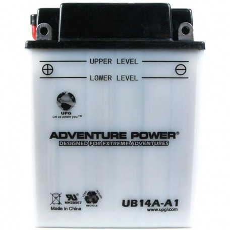 1997 Yamaha Big Bear 350 4x4 YFM350F Compatible ATV Battery