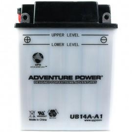 1998 Yamaha Big Bear 350 4x4 YFM350F Compatible ATV Battery