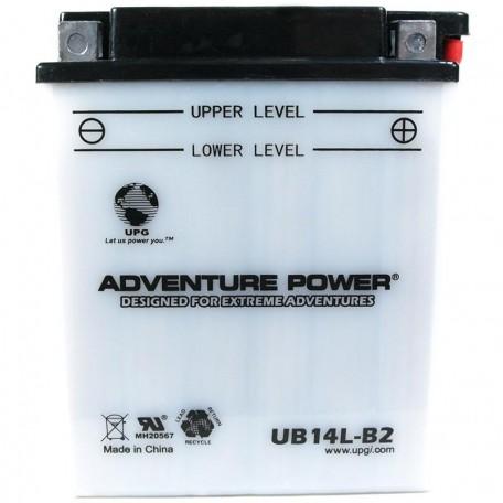 Honda 31500-MM5-675AH Motorcycle Replacement Battery