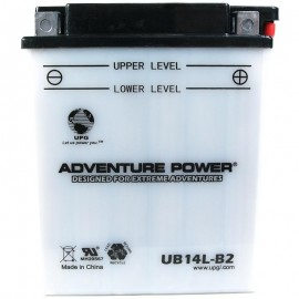 Suzuki GV700GL Madura Replacement Battery (1985)