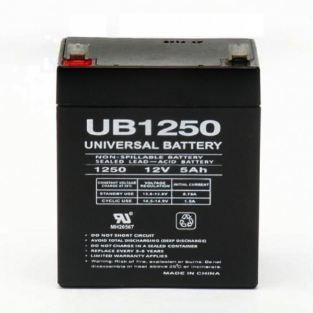 Clary DT1500 UPS Battery