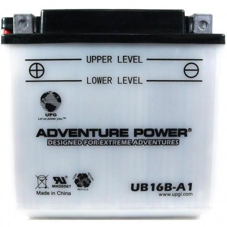 Suzuki VS750GLP Intruder Replacement Battery (1988-1991)