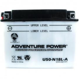 Ducati GTL, GTV Replacement Battery