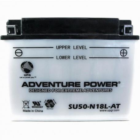 1989 Yamaha Venture Royale XVZ 1300 XVZ1300DWC Conventional Battery