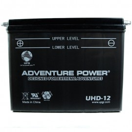Adventure Power UHD-12 (YHD-12) (12V, 28AH) Motorcycle Battery