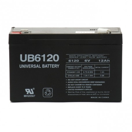 DataShield ST450 (6 Volt, 12 Ah) UPS Battery