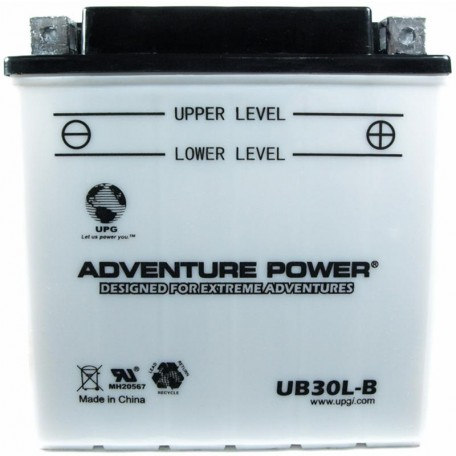 Kawasaki KAF300, Mule 500, 520, 550 Replacement Battery
