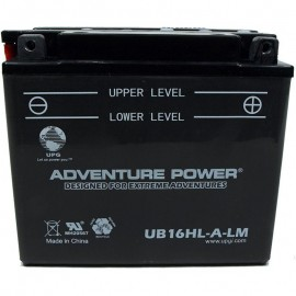 65898-90A Replacement Battery for Harley