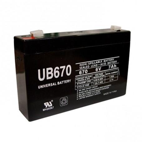 CyberPower Smart App Intelligent LCD OR700LCDRM1U UPS Battery